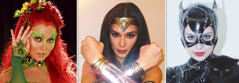 Kapamilya Snaps: Kapamilya actresses as mighty superheroines, fierce villainesses