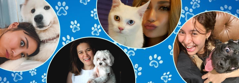 Kapamilya Snaps: These Kapamilya celebs are proud 'paw-rents' to their adorable 'furbabies'!