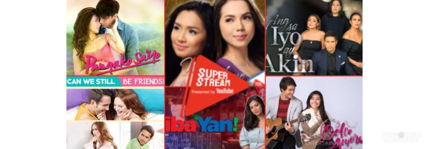 Kapamilya viewers in for awesome binge-worthy treat in YouTube Super Stream