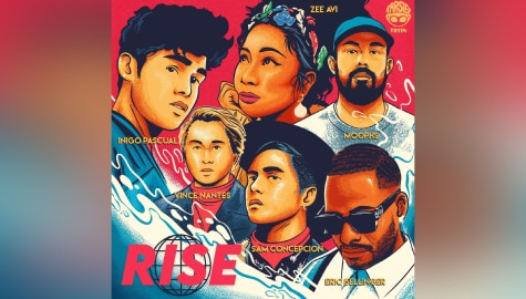 "ABS-CBN's Tarsier Records unites Asian and American artists in new song ""RISE"""