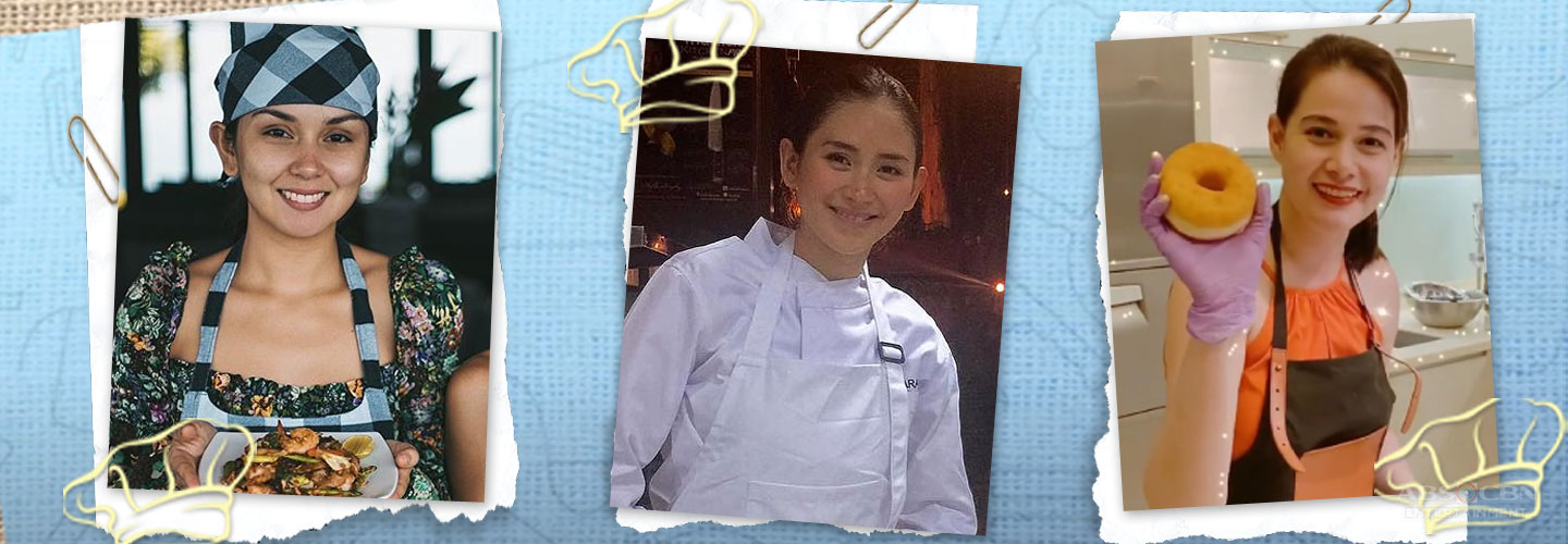 Kapamilya Snaps: Celebrities who can take over the kitchen