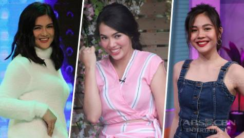 15 Celebrities who shared their 'firsts' on Magandang Buhay