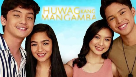 ABS-CBN to stir viewers anew via upcoming inspirational drama Huwag Kang Mangamba