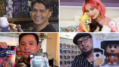 Kapamilya Snaps: The awesome, enormous toy collections of your favorite Kapamilya stars!
