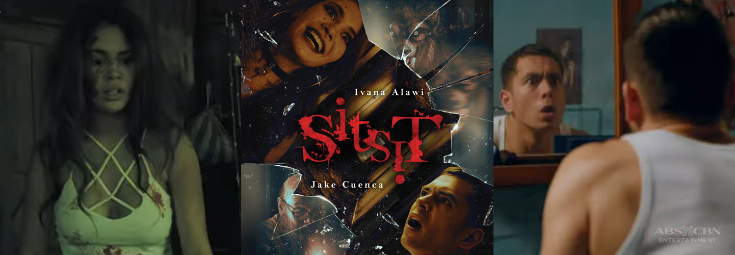 """Jake and Ivana summon bad omens in """"Sitsit's"""" back-to-back horror flicks on iWant TFC"""