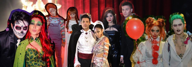 Kapamilya Snaps: Spooky, bewitching Halloween transformations of our favorite Kapamilya love teams!