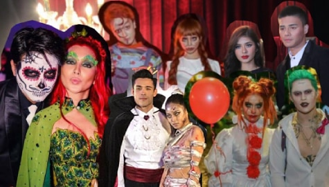 Kapamilya Snaps: Spooky, bewitching Halloween transformations of our favorite Kapamilya love teams!