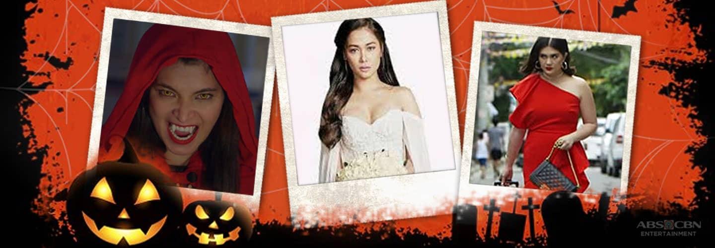 Kapamilya Snaps: The most iconic Kapamilya teleserye characters as Halloween costume pegs!