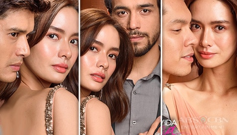 "Erich uses love and beauty to fight back in ""La Vida Lena"" on iWant TFC"