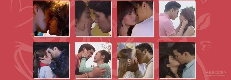Kapamilya Snaps: Kilig teleserye kisses that thrilled viewers through the years