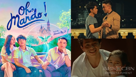 "iWant TFC's ""Oh, Mando"" an instant fan favourite, earns positive review for Pinoy flavor and relatibility"
