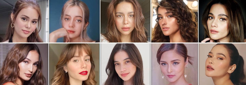 Kapamilya Snaps: Stunning, gorgeous female stars who are half-Pinays