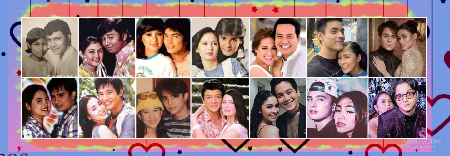 Kapamilya Snaps: 15 well-loved on-screen pairs who made us kilig through the years