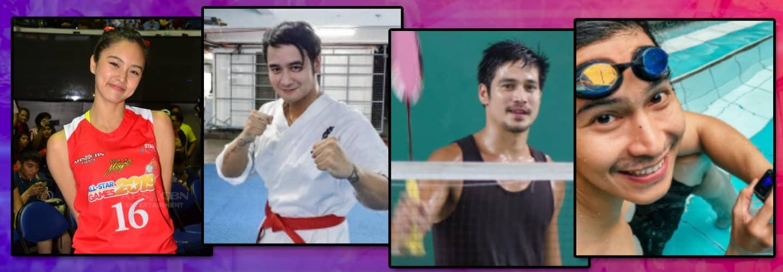 Kapamilya Snaps: Get to know the Kapamilya stars who are also into sports!