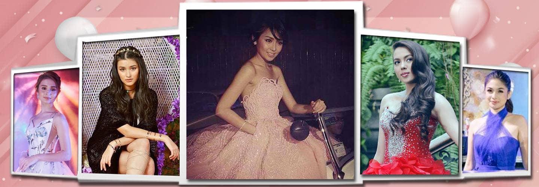 Kapamilya Snaps: Stunning and gorgeous female stars celebrating their 18th birthdays