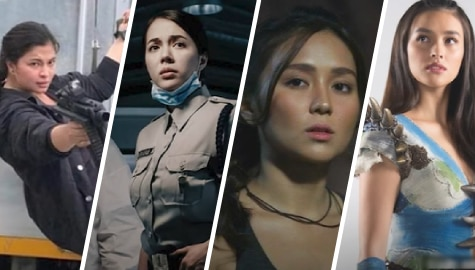 Action heroines: Kapamilya actresses who can throw a punch and pull off death-defying stunts