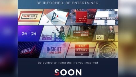 ABS-CBN's ANC reboots with brand new programming at its finest