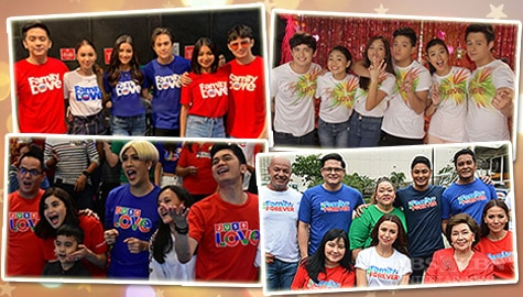 Here's the complete collection of touching and inspirational Christmas Station IDs aired by ABS-CBN from 2002 to 2019