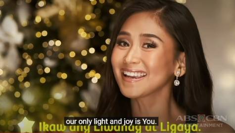 "ABS-CBN Christmas Station ID 2020 ""Ikaw Ang Liwanag At Ligaya"" Lyric Video (with English Sub)"