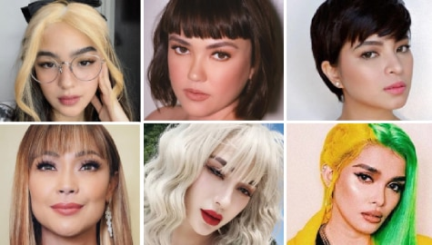 Kapamilya Snaps: The gorgeous hair transformations of our favorite celebs!