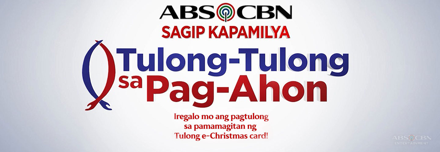Spread light and joy through ABS-CBN Foundation's Tulong E-Christmas cards