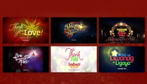 Kapamilya Snaps: Meaningful and touching ABS-CBN Christmas station IDs through the years (2002 to 2020)
