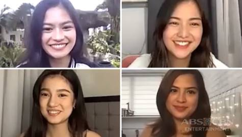"Hotspot: Direk Mae Cruz-Alviar tells all about ""Four Sisters Before The Wedding"" stars in Bukingan Challenge"