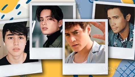 Kapamilya Snaps: Debonair, hottest male artists who are half-Pinoy