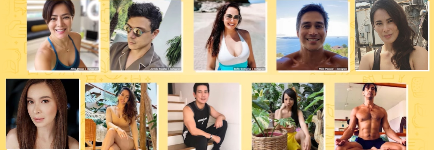 Kapamilya Snaps: These celebs don't seem to age in their 40s (and beyond!)