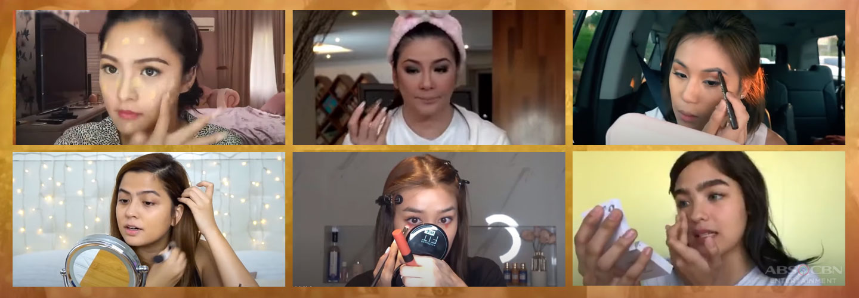 Kapamilya Snaps: These 14 celebs will definitely wow you with their makeup skills!