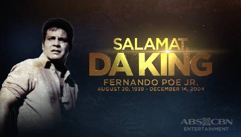 ABS-CBN honors FPJ's death anniversary with TV and online specials