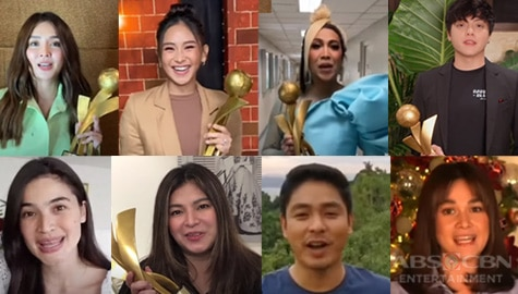 Kapamilya stars hailed as most Influential Celebrities in Edukcircle Awards