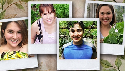Kapamilya Snaps: These celebs will inspire you to build your own farm at home!
