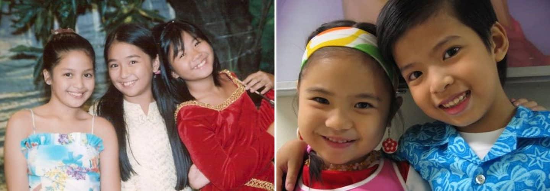 Kapamilya Snaps: These Kapamilya stars have been shining since they were kids!