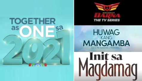 ABS-CBN unveils 2021 offerings in trending ABS-CBN Christmas Special