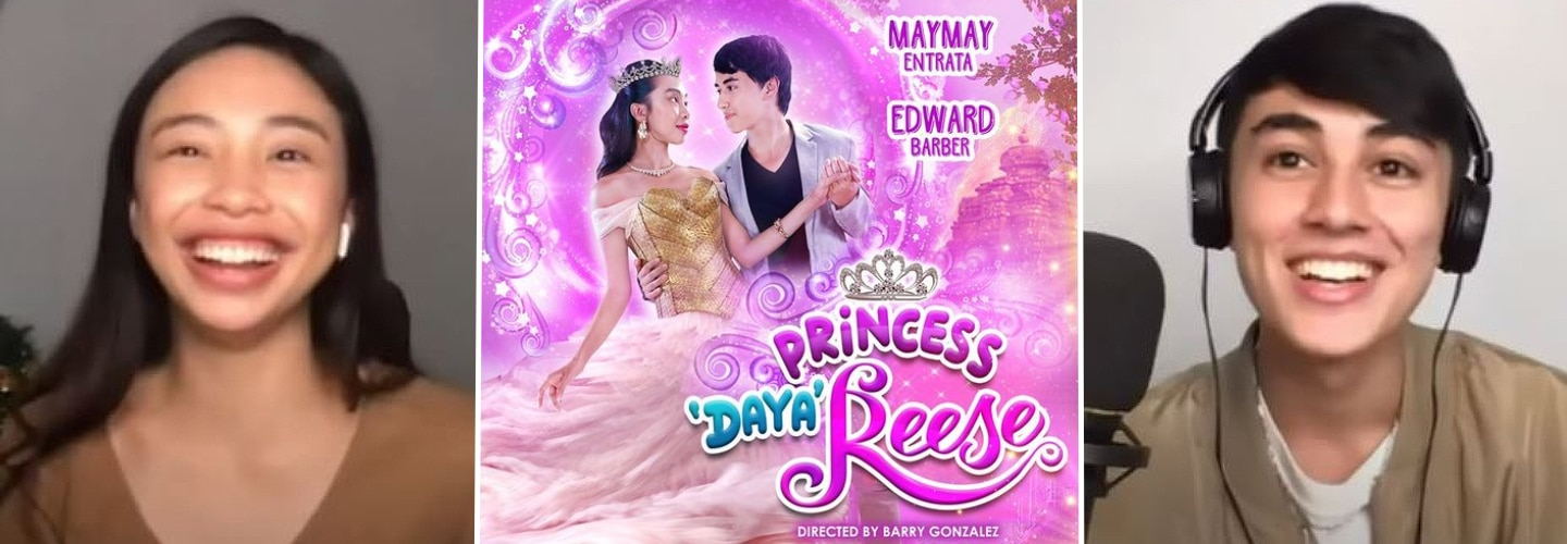 "MayWard share all the reasons why their newest 'kilig' flick ""Princess Dayarees"" is worth watching"