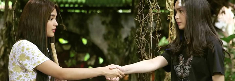 "TRAILER: Andrea Brillantes and Francine Diaz lead the cast of ""Huwag Kang Mangamba"""
