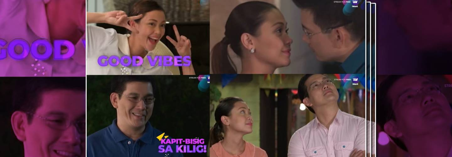 "Back on iWant: Good vibes and kilig from ""Be Careful With My Heart"""