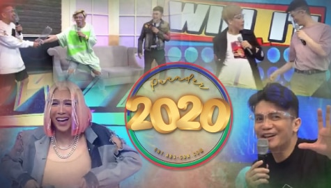 PAANDAR 2020: 10 hilarious moments the It's Showtime family made the Madlang People laugh amid the pandemic