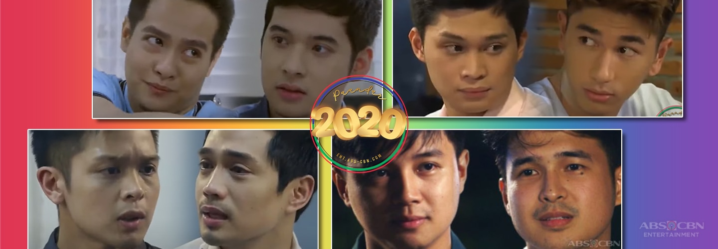PAANDAR 2020: Thrilling, unforgettable boys' love-inspired pairings in Kapamilya teleseryes