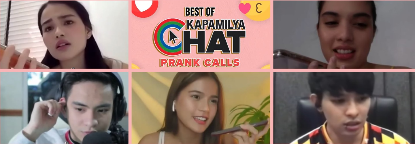 Best of Kapamilya Chat 2020: Celebrity prank calls that left us laughing out loud