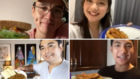 The best of Kapamilya Chat 2020's celebrity recipes you'll have fun trying!
