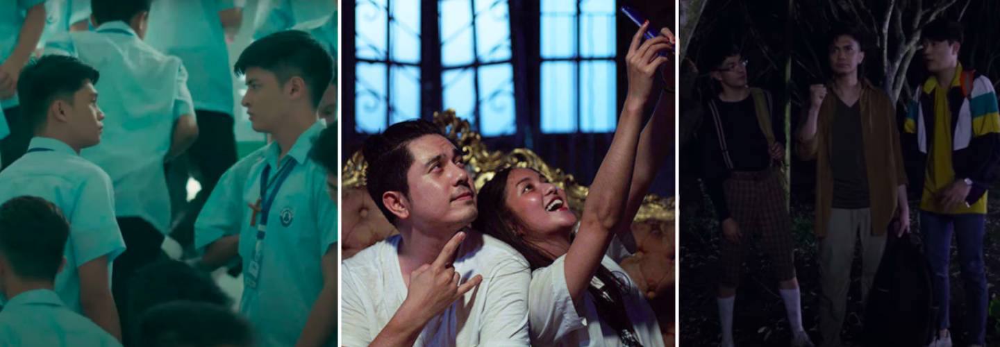 #SupportFilipinoFilms: These MMFF Titles Are Now Streaming on iWantTFC!