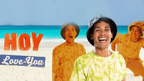 "Hotspot: Yamyam Gucong talks about vacation in Bohol, working on ""Hoy, Love You"""