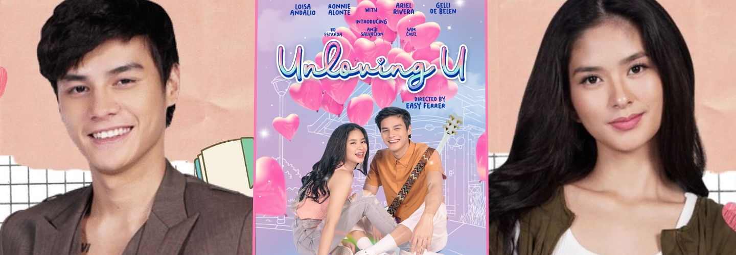 """Loisa and Ronnie push the bounds of forbidden love in their first iWantTFC original series """"Unloving U"""""""