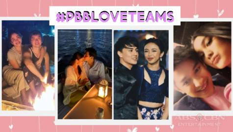 Kapamilya Snaps: Pinoy Big Brother love teams that filled our hearts with kilig