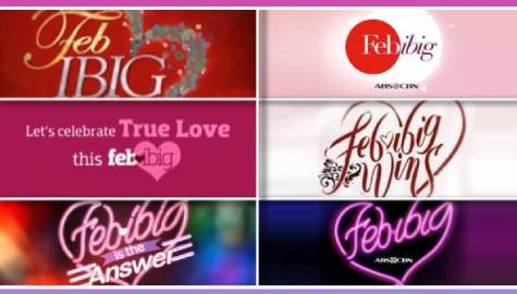 "ABS-CBN's iconic ""Feb-Ibig"" theme continues to inspire love among Filipinos"