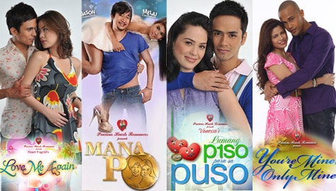 FEB-IBIG TREAT: ABS-CBN to stream full episodes of 4 Precious Hearts Romances Presents stories on YouTube