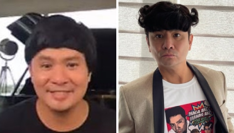 "Hotspot: Ogie Alcasid appears as fun alter ego Eydie Waw to share story behind the viral hit ""Maga Ako, Manas Ako"""