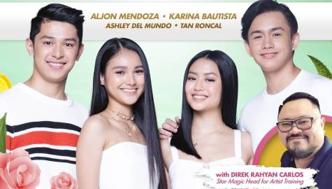 ABS-CBN continues to make dreams come true with new edition of online star search